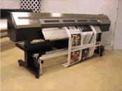 Machine d'impression Roland XJ 740