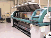 Machine d'impression NUR Fresco HiQ 8C 3200