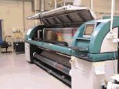 Machine d'impression NUR Fresco HiQ 8C 3200