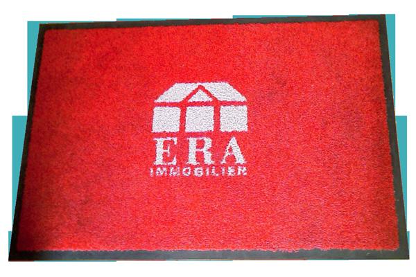 Exemple de tapis publicitaire imprimé par Monacom 3